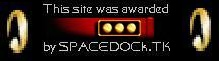 Spacedock award