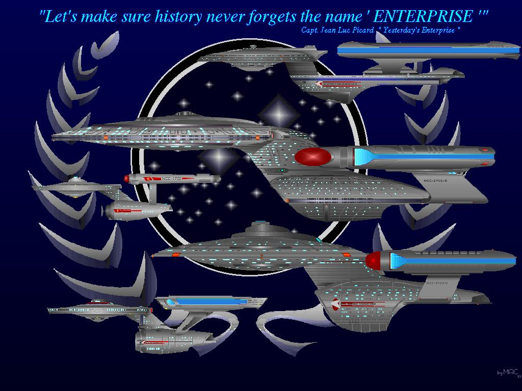 star trek wallpaper collection